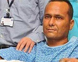 Çift Kol Nakli Yapılan Hasta Basın Karşısına Çıktı