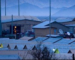 Bagram Hapishanesi Afganistan'a Devrediliyor