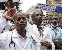 Kenya'da 'sağlık' Depremi