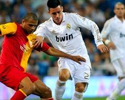 Galatasaray'ın tek rakibi Real Madrid