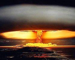 'İran Kuzey Kore'de atom bombası denedi'