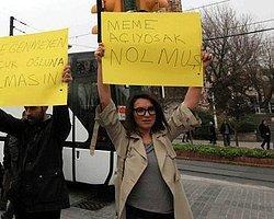 FEMEN Türk Polisiyle Tanıştı