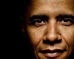 Obama'yı yakarım diyen gazeteci kalpten gitti