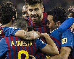Barca'nın adı yetti: 3 - 1