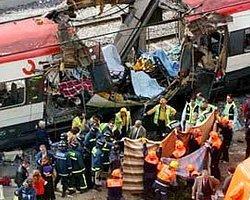 Polonya'da tren kazası