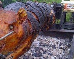 Otele domuz eti cezası