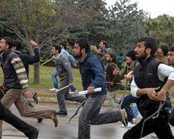 Siyasal Bilgiler Fakültesi'nde kavga