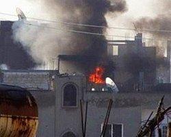 Humus'ta Kara Harekatı Başladı