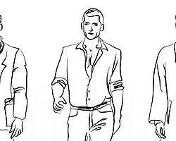 Erkeklerin Giyinirken Yaptığı 50 Hata