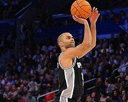 NBA All Star: Evans-Love-Parker