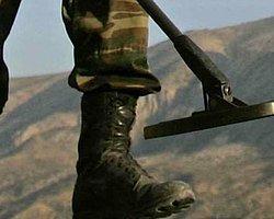 Mardin'de Mayın Patladı 1 Asker Şehit