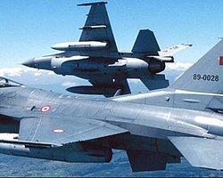 F-16'lar Karadeniz'de Rus jetlerini kovaladı