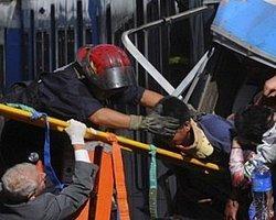 Arjantin'de tren faciası: 40 ölü, 550 yaralı