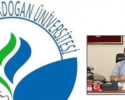 Rize'de 'Erdoğan'ın imzası üniversitenin logosu olsun' öneri