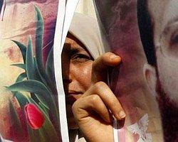 Açlık Grevindeki Filistinli Mahkum Serbest