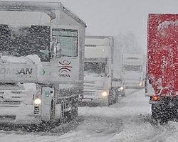 İstanbul'a kar geri döndü!
