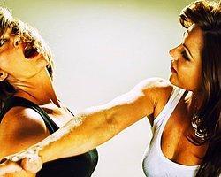 Filmlerdeki En İyi 10 Kadın Dövüşleri