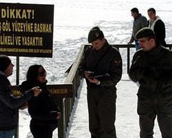 Jandarmadan tatil keyfini bölen ceza