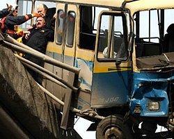 Zincirleme kaza: 11 yaralı