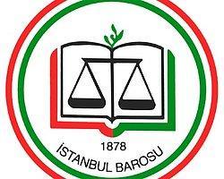 İstanbul Barosu'ndan TSK'ya Yanıt