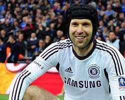 """Cech: """"Top Çizgiyi Geçmemişti"""""""