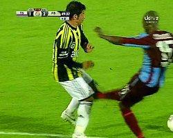 Trabzon'da Fenerbahçe Otobüsüne Saldırı!