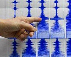 Azerbaycan'da 5.5 Büyüklüğünde Deprem