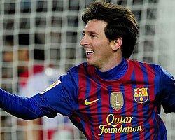 Messi, 80 takımı geride bıraktı