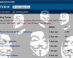 Anonymous saldırısı iddiası yalanlandı - İnternet- ntvmsnbc.