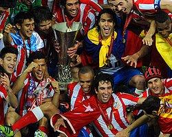 Şampiyon Atletico Madrid!