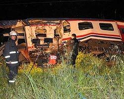 Adana'da Tren Kazası: 15 Yaralı