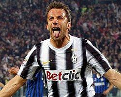Juventus'ta Del Piero Hüznü