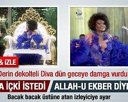 Bülent Ersoy şov! / Eğlence / Radikal İnternet