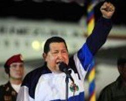 Venezuela'da Chavez bayramı