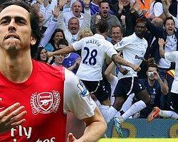 Arsenal'e bilet! Tottenham'a rezervasyon!