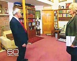 CBS, Gülen'in Evine Girdi