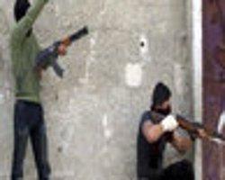 Suriye'de Yine Silah Sesleri!
