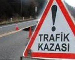 Kumluca'da kaza: 4 yaralı