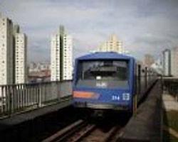 Brezilya'da metro kazası: 33 yaralı