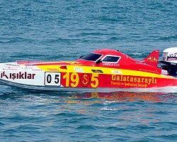 Offshore'a 'ECI' Takımı Famga Vurdu