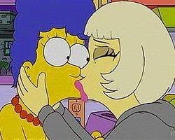 Lady Gaga 'Simpson Ailesi'ni ziyaret etti - Magazin- ntvmsnb