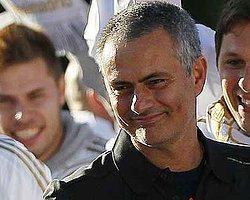 Mourinho İstanbul'a Geliyor!