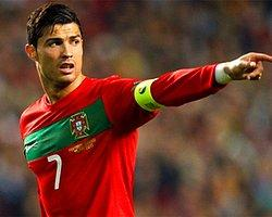 Ronaldo'nun Motivasyonu Milli Forma!