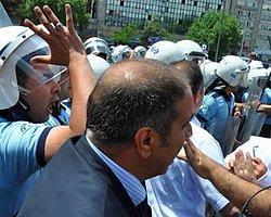 Ankara'da 12 Bin Kişi Eylemde
