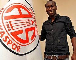 Antalyaspor'a Kamerunlu Forvet
