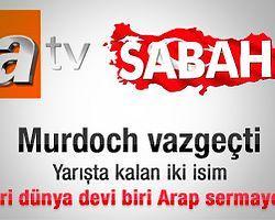Medya devi Murdoch atv'den vazgeçti