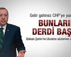 Erdoğan'dan CHP ve BDP'ye Salvolar