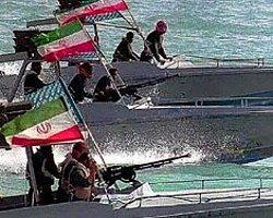 ABD Gemisini İran Kurtardı