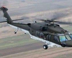 İsviçre'de Helikopter Düştü