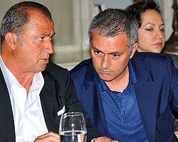 Mourinho ve Terim Yemekte Buluştu